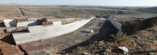 Mardin-Ceylanpınar Plains Construction of Gravity Irrigation Network 2.Part